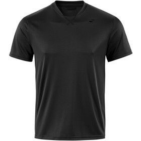 SQUARE Sport Jersey Lyhythihainen Miehet, black
